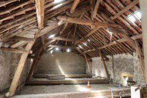 Réhabilitation d'un plancher pour une crèche – Mennecy (91)