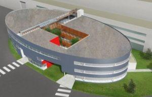 Bâtiment administratif – Areva – Saint Marcel (71)