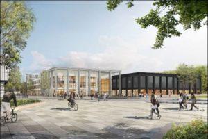Ecole CentraleSupelec – Saclay (91)