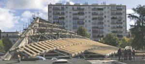 Nouvelle toiture d'église – Meudon (92)